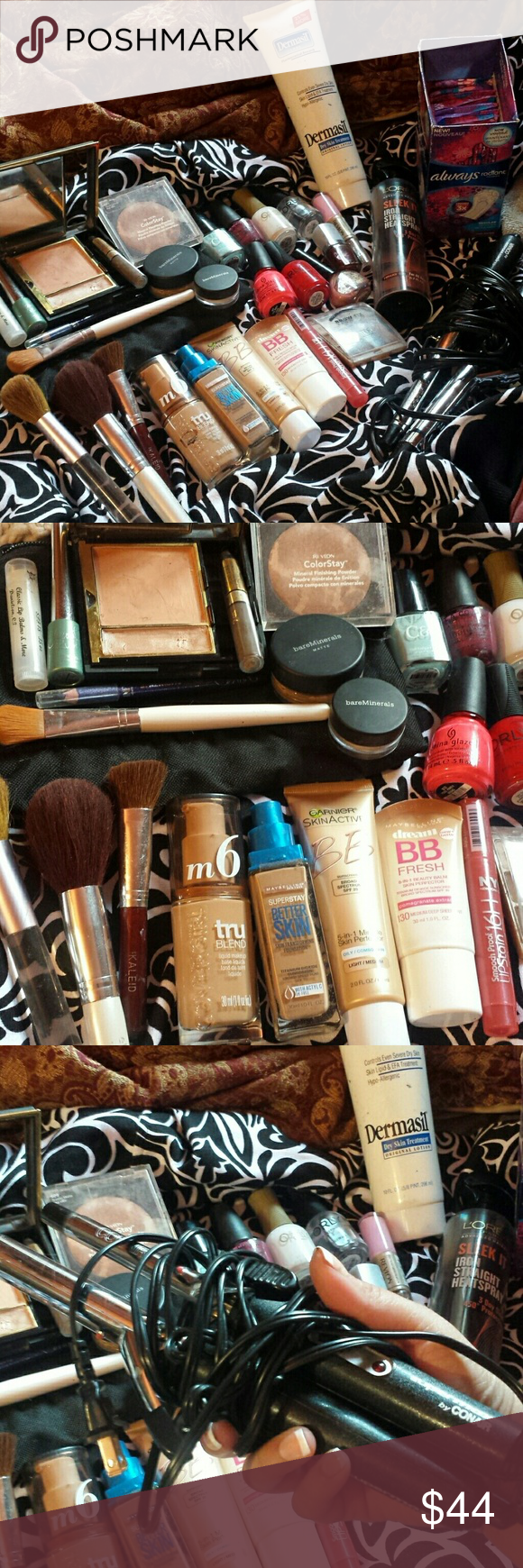 Makeup lot!* trades or sell :) DO NOT BUY LISTING -bare minerals ...