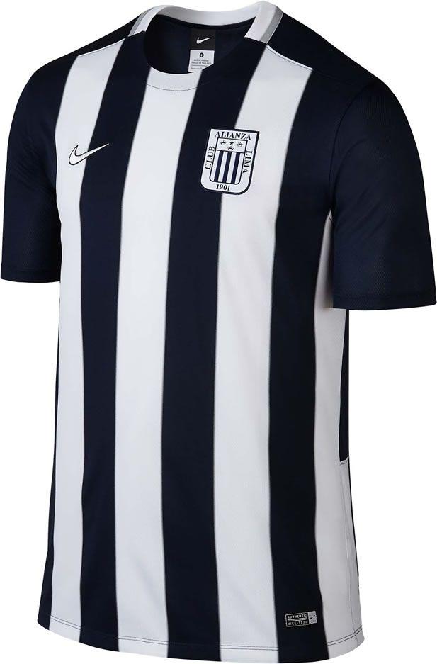 Alianza Lima 2015 Nike Home Kits  7d518ed6307d0