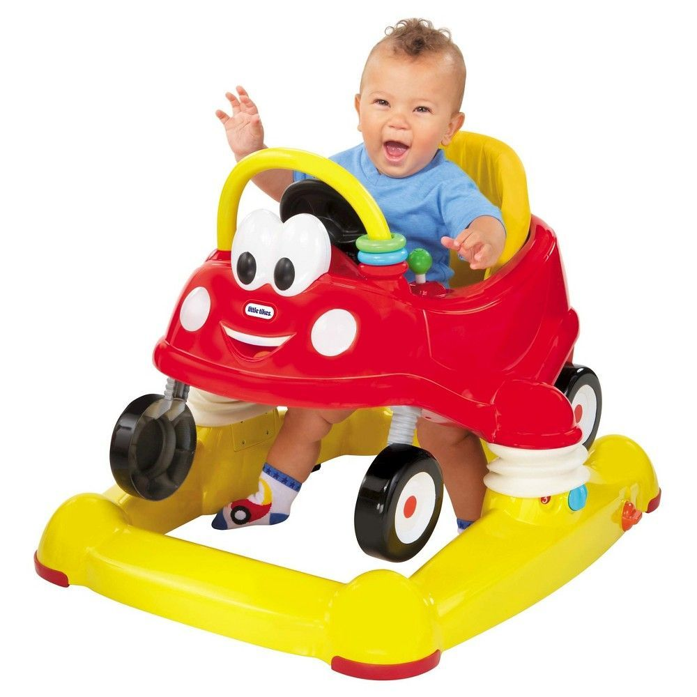789fd51c49da Little Tikes Cozy Coupe 3 in 1 Mobile Entertainer