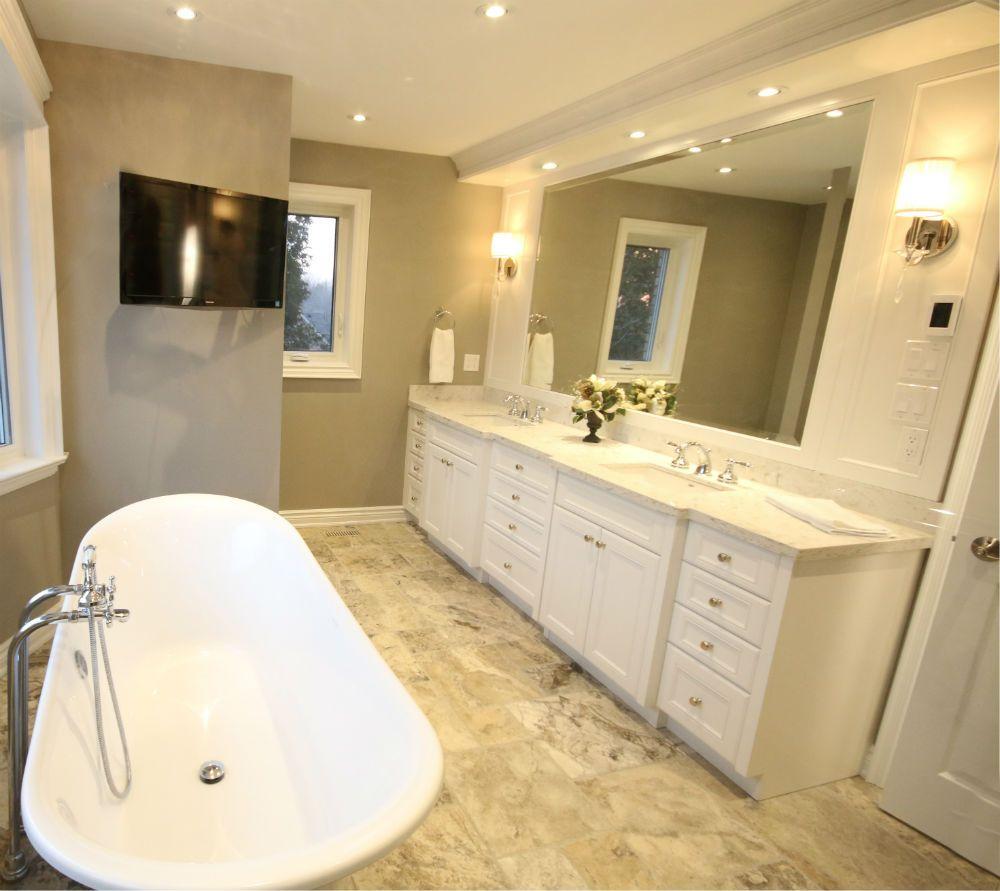 Master bedroom ensuite design  Modern Ensuite Bathroom Ideas and Cool Tips for Planning It