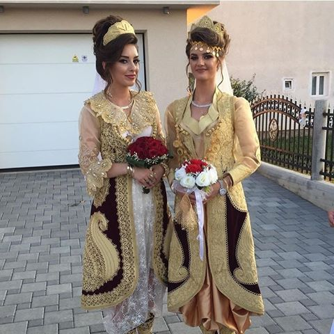 Pinterest Selenagomezii Traditional Dresses Albanian Wedding Dresses