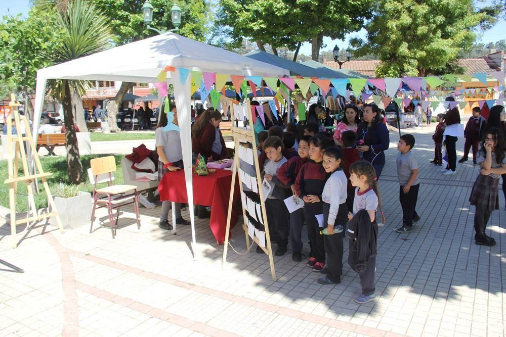 Gran interés despertó la primera Expo Verde y Feria de Alimentación Saludable
