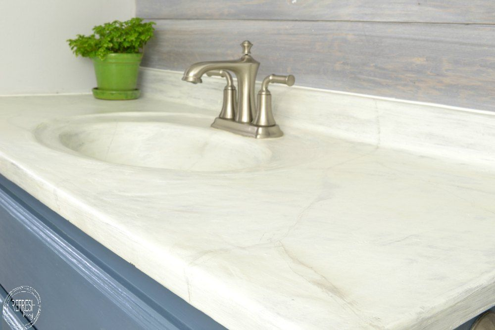 Countertop Replacement Options : ... Countertops without Replacing Them For less, Countertop makeover and