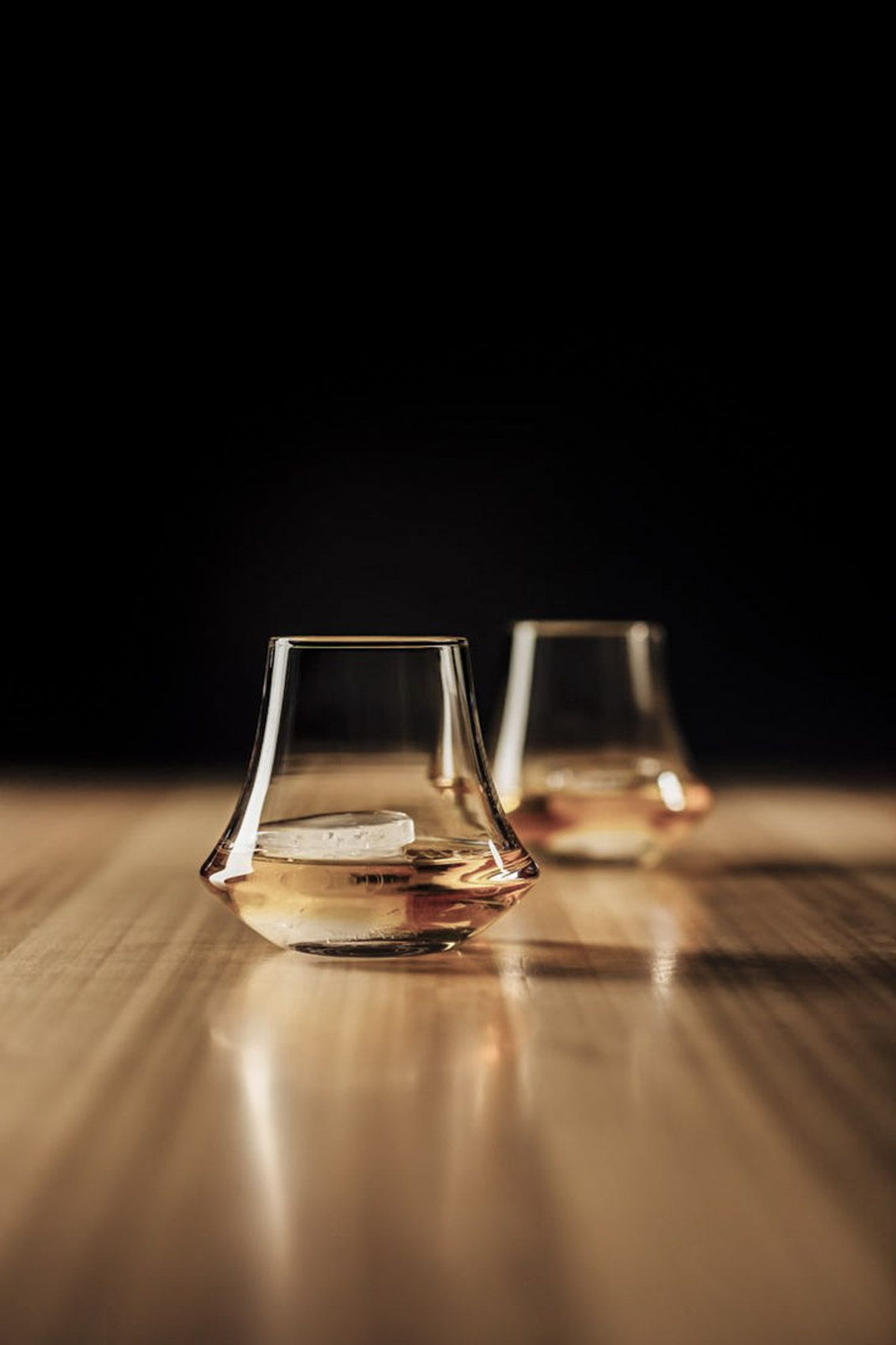 the perfect scotch glass