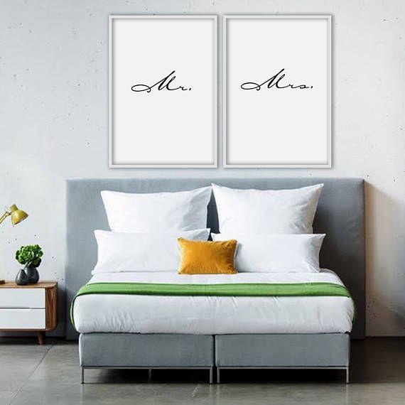 Bedroom Decor Wall Art