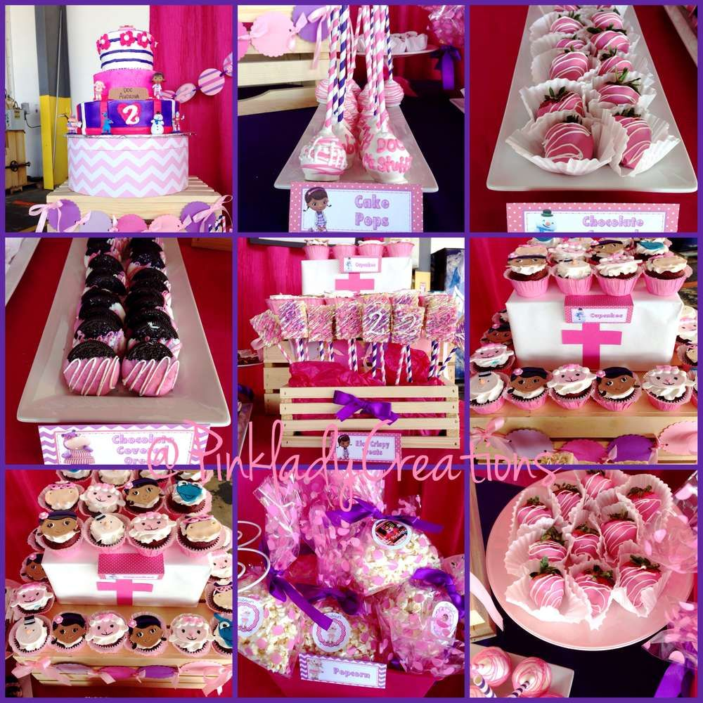Doc Mcstuffins Birthday Party Ideas Photo 21 Of 22 Doc Mcstuffins Birthday Party Doc Mcstuffins Birthday Birthday Parties