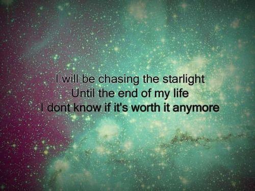 Starlight - MUSE