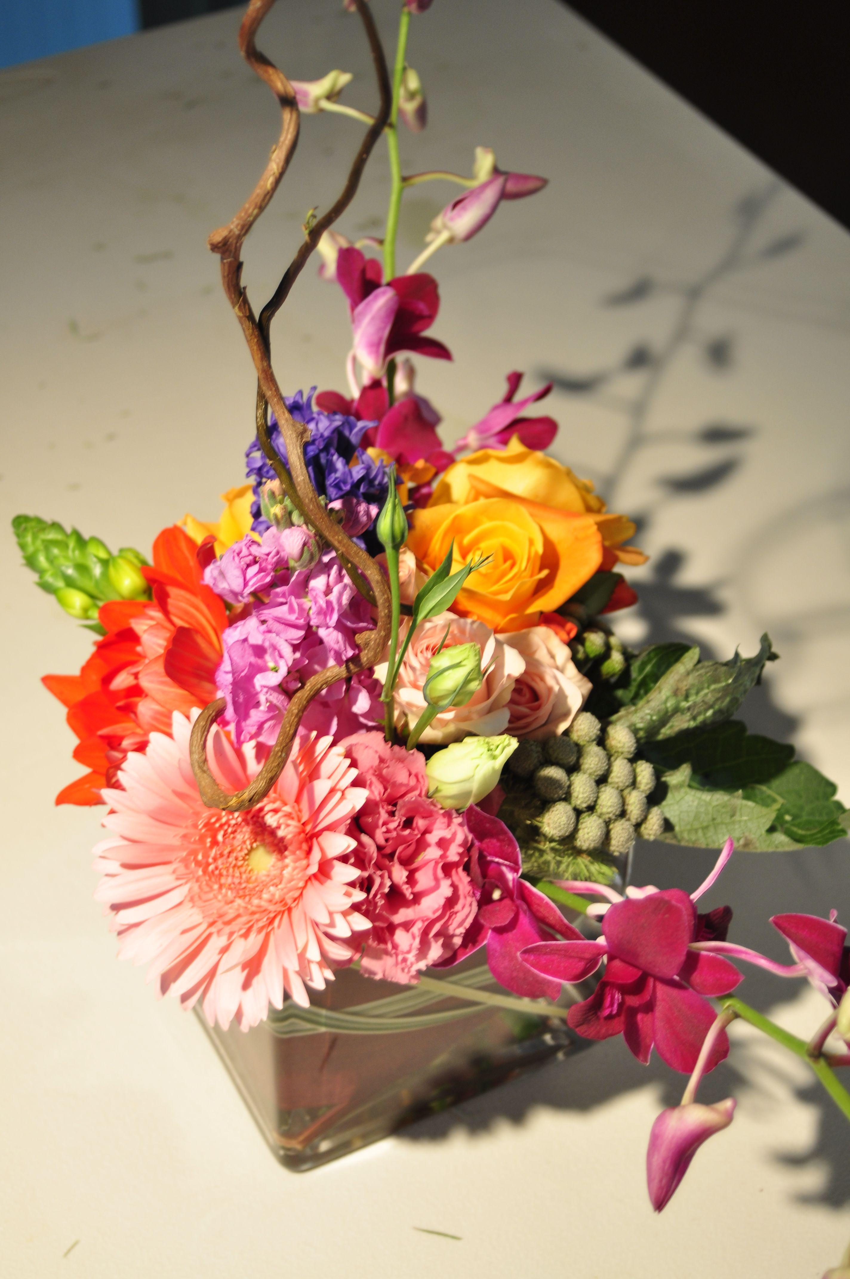 The Twisted Tulip Denver Co Fresh Flower Delivery Flower Delivery Flower Arrangements