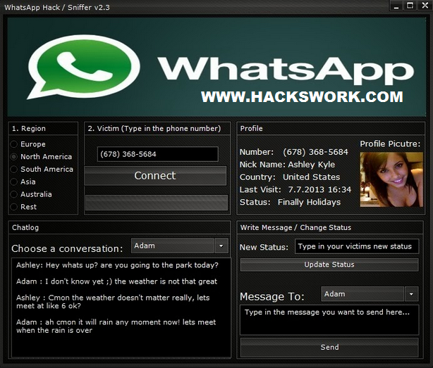 whatsapp sniffer para linux