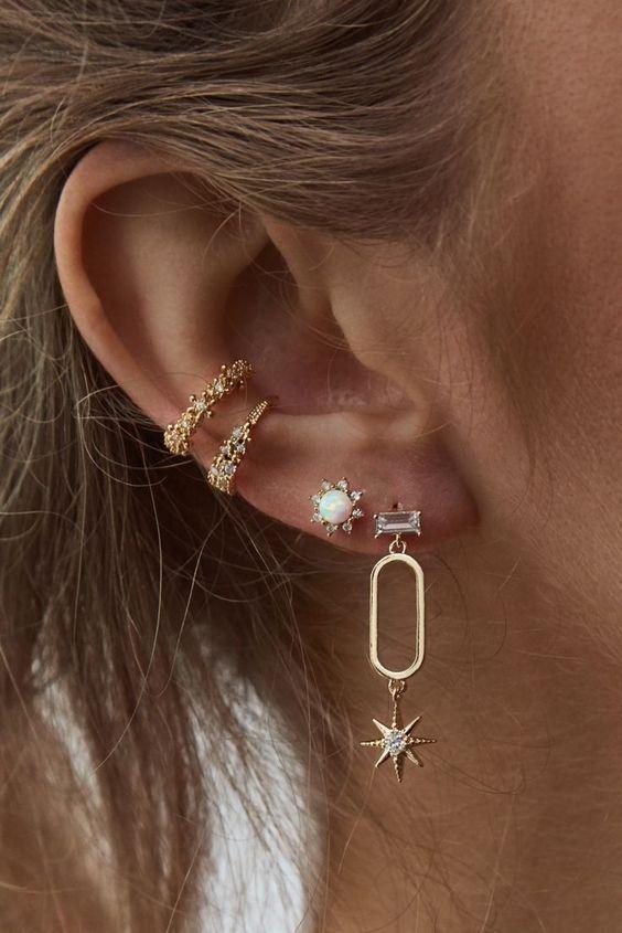 Photo of 30 Best Type Of Ear Piercings You Should Try – Bafbouf