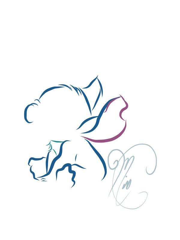 Photo of Disney Tattoo Line Art