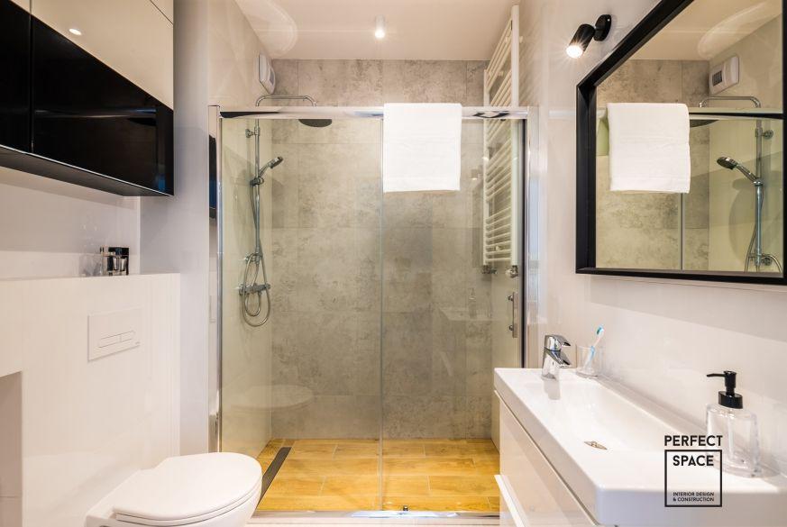 Foornipl Projekt Perfect Space Mała łazienka W Bloku Z