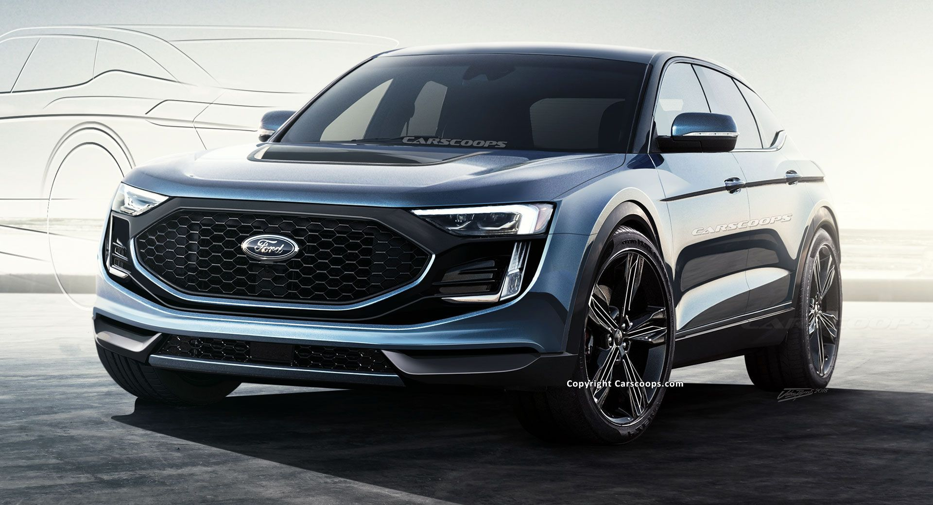 2020 Ford Mach 1 Electric Suv News Rumors And What It Could Look Like Carscoops Ford Electric Suv Mach 1