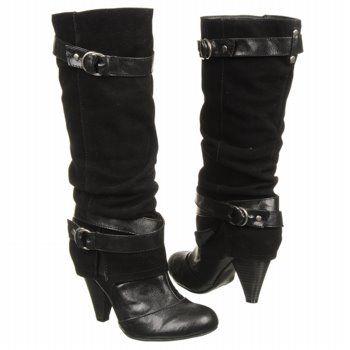 FERGALICIOUS Cashia Shoes (Black) - Women's Shoes - 10.0 M