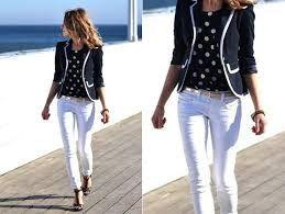 looks de verão com calça jeans - Pesquisa Google