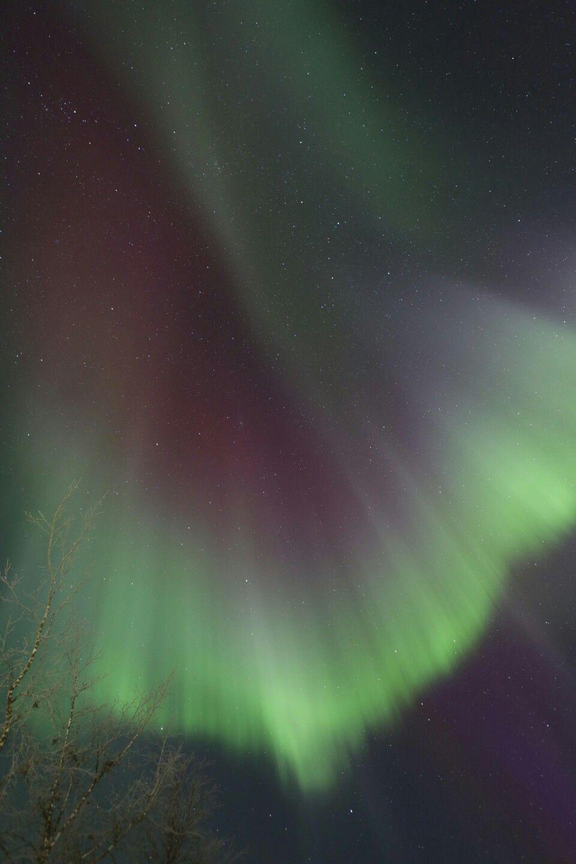 Northern Lights Björkliden Swedish Lapland