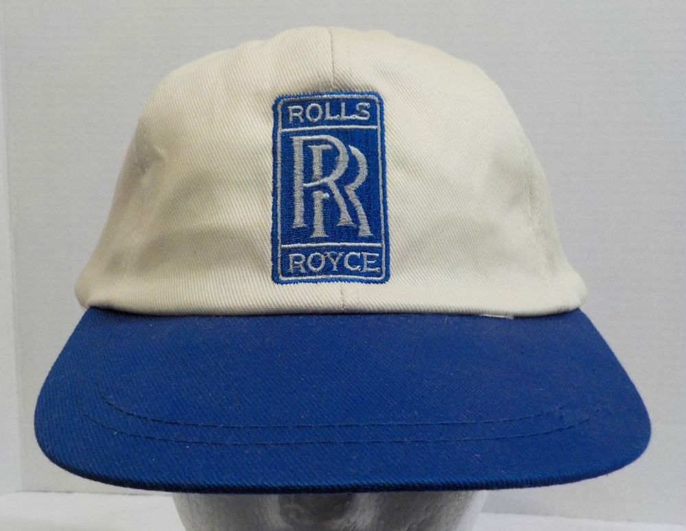 816cbecb1413f Rolls Royce Bristol Aerospace Jet Engines Hat Cap Adjustable 1 size fits all