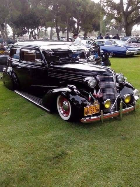 1938 Chevy Master Deluxe 2 Door Sedan Sports Sedan Chevy Lo Rider