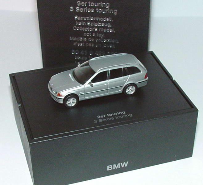 Herpa E46 BMW 328i Touring (Dealer Edition)