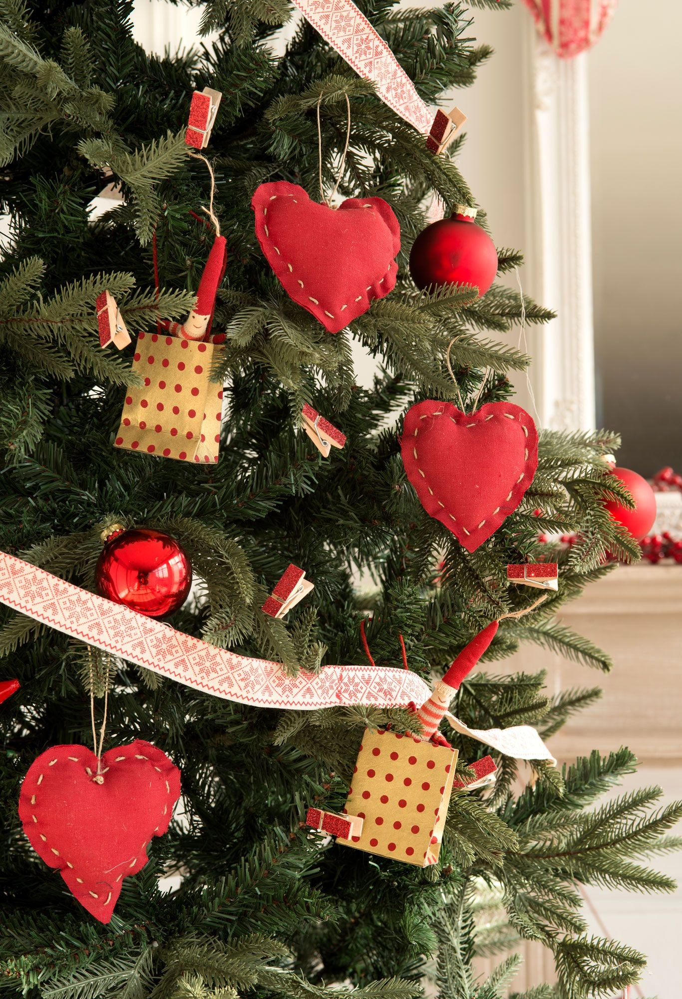 desastres a evitar cuando vistas tu casa de Navidad