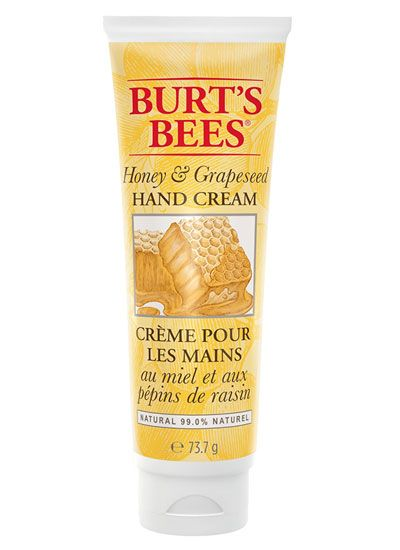 Burt S Bees Honey Grapeseed Hand Cream Smells Like The