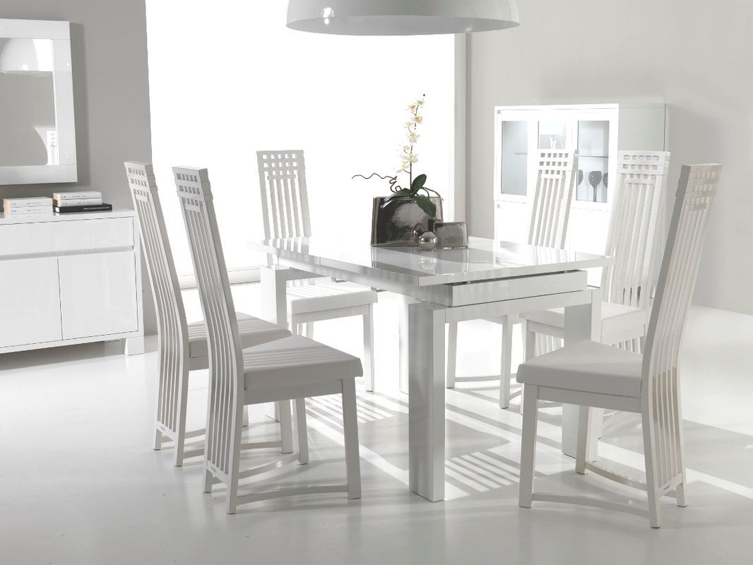 white dining room decor indoor features white dining room rh pinterest co uk