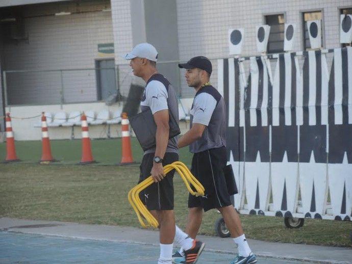BotafogoDePrimeira: Jair Ventura faz mistério em treino com presenças ...