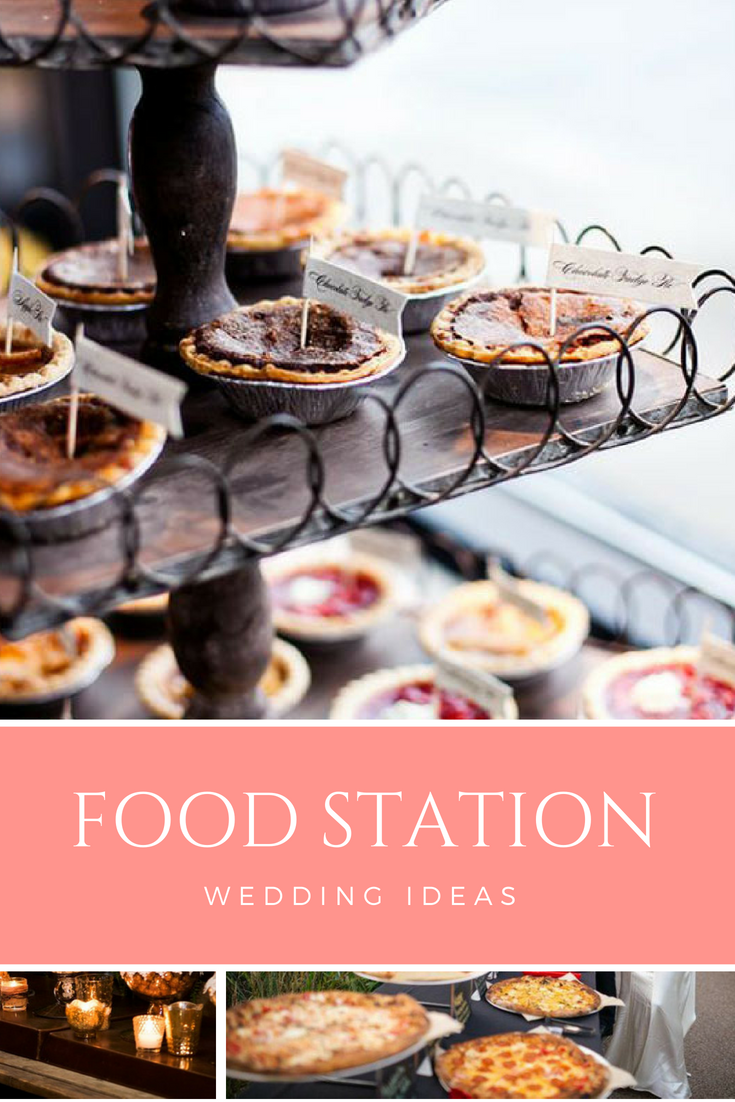 7 wedding food station ideas weddings wedding food stations rh pinterest com