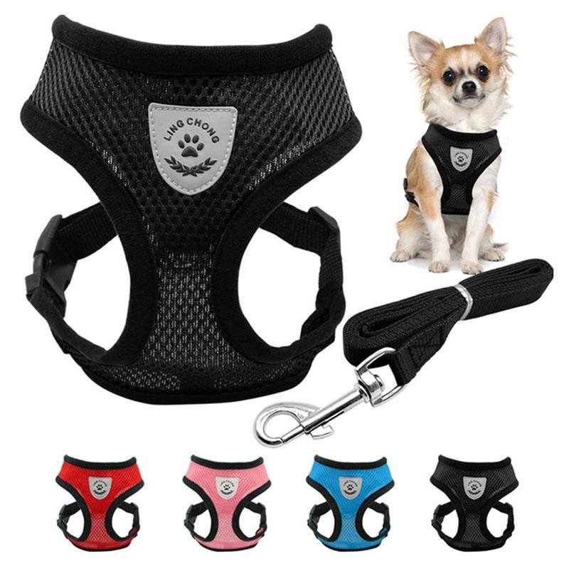 d09578915 Pup reflective harness that is so comfortable and wearable! This pup  reflective harness is one