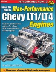 how to build max performance chevy lt1 lt4 engines projects to try rh pinterest com