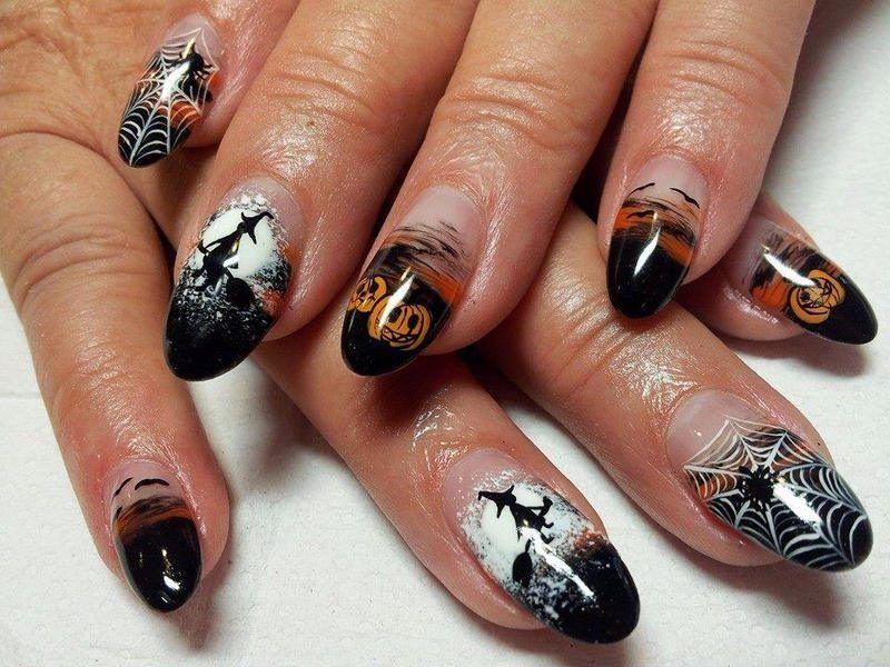 Gelnagel Bilder Finger Und Nageldesign Bilder