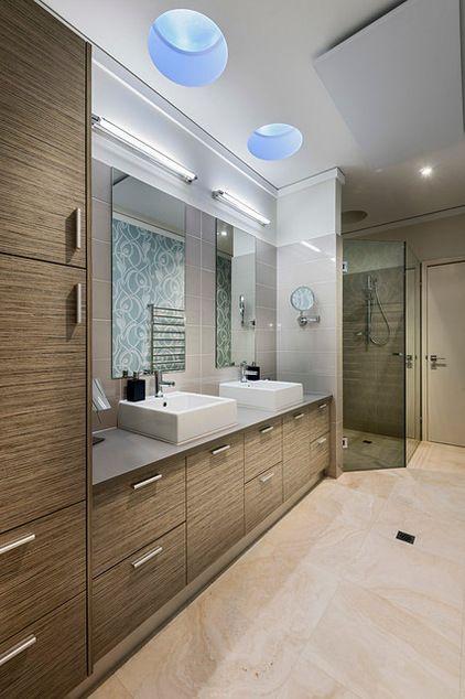 Contemporary Bathroomcambuild Cambuild Saveemail Light Tubes Enchanting Designer Bathrooms Perth Design Ideas