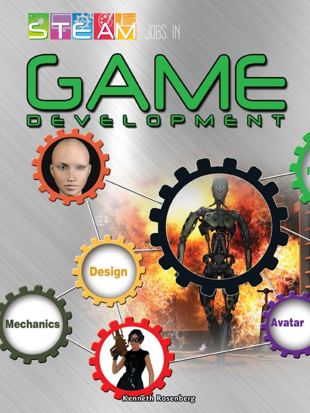 STEAM Jobs in Game Development (eBook) in 2020 Game