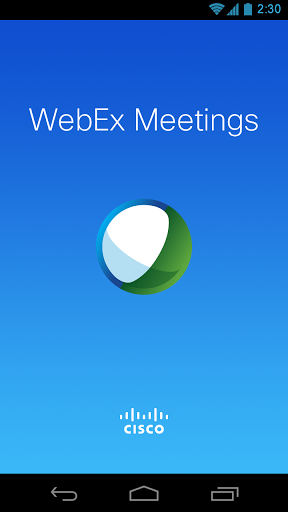 Take your Web meetings anywhere! Join any web conference