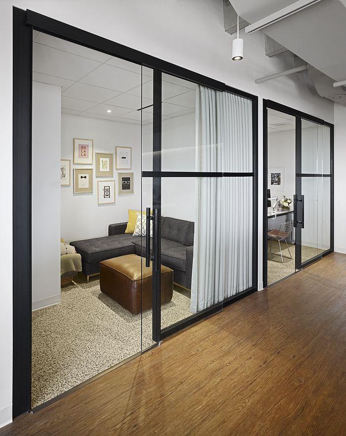 office tour hok toronto offices designs office interior rh pinterest com