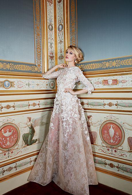Haute Couture Wedding Dresses French Wedding Style Wedding Dress