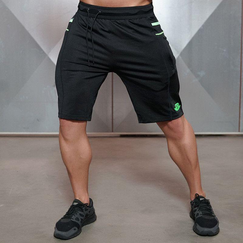 Men's Clothing 2019 Summer New Fashion Men Shorts Elastic Waist Solid Slim Fit Cotton Linen Shorts Streetwear Joggers Causal Bermuda Masculina Modern And Elegant In Fashion