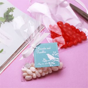 Small Cellophane Bags 100 Pcs