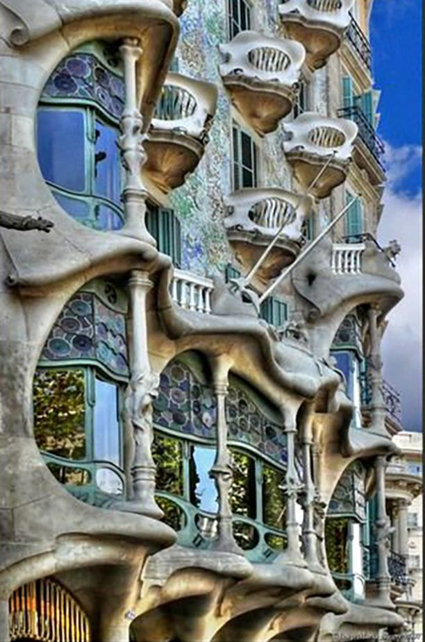 Antoni Gaudi Design Spotlight In 2020 Gaudi Antoni Gaudi Art Architecture