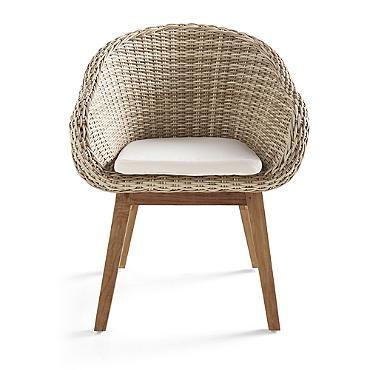 Fallon Woven Chair Nyc Vibe Woven Chair Outdoor