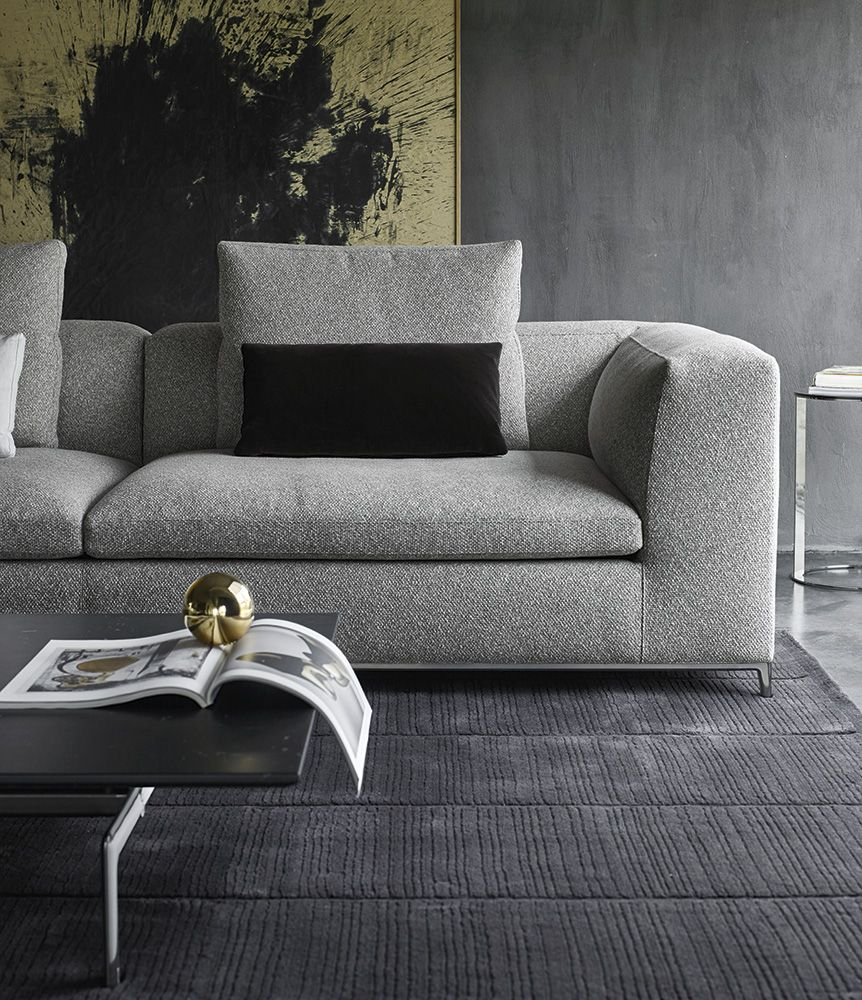 Sofa MICHEL CLUB Collection Bu0026B Italia