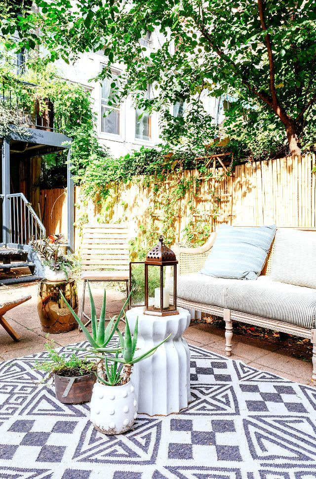 5 truly tranquil outdoor spaces backyard style pinterest rh pinterest com