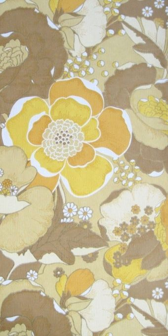 70s wallpaper kiribati design pinterest wallpaper flower rh pinterest com