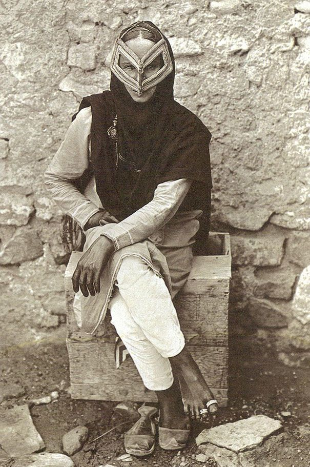 Oman 1917 National Geographicphotographer unknown