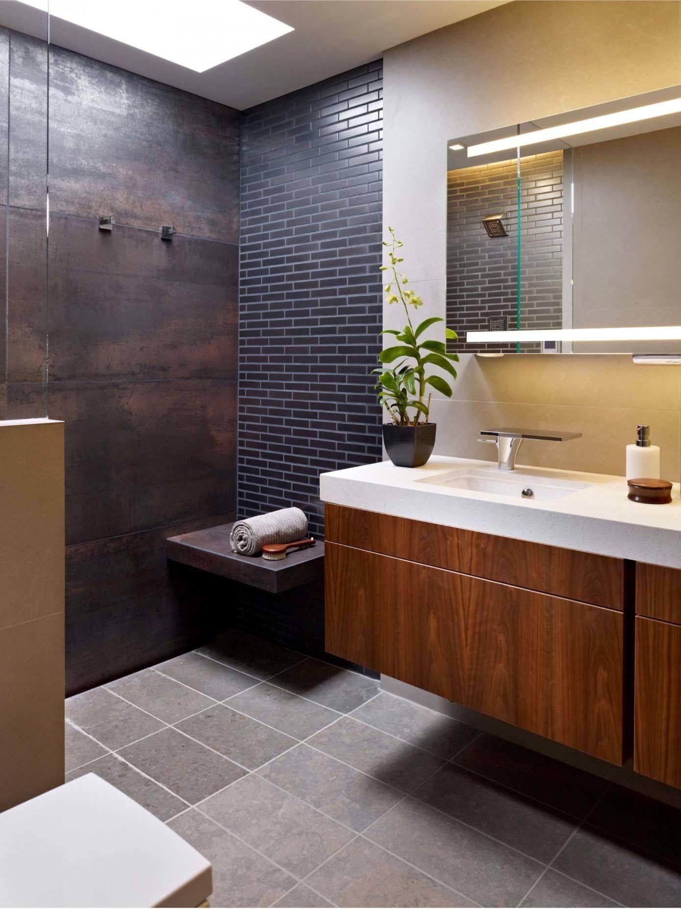 37 amazing mid century modern bathrooms to soak your senses mid rh pinterest com