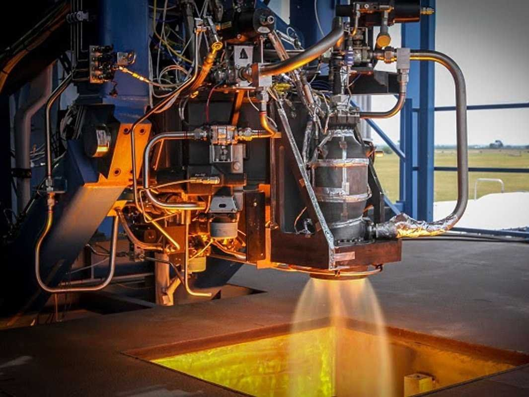 Spacex Just Released Video Of A New Engine That Could Land Humans
