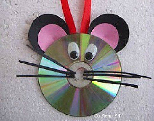 50 Cd Craft Ideas For Kids Preschoolers And Adults Projects To Make Using Old Cds Fun Easy Arts Crafts Made With Recycled