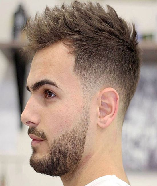 Summer hair trends men 2017