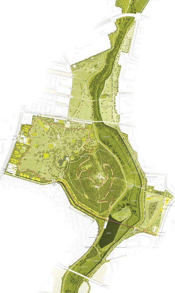 IGA Berlin Design Winners Announced Architecture Floorplans - Berlin map 2017