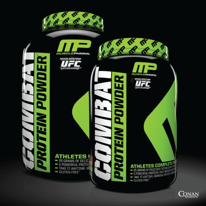 Quem aí já tomou da proteína Isolada da #MusclePharm? Combat 100% isolada contém 5 proteínas diferentes indispensáveis para o seu crescimento muscular   #Combat #ConanNutrition #Fitness